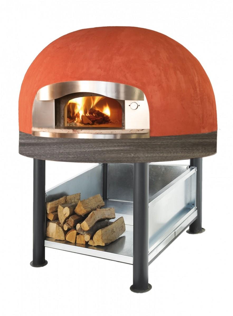Пицца печь дровяная L-100 Cupola Base
