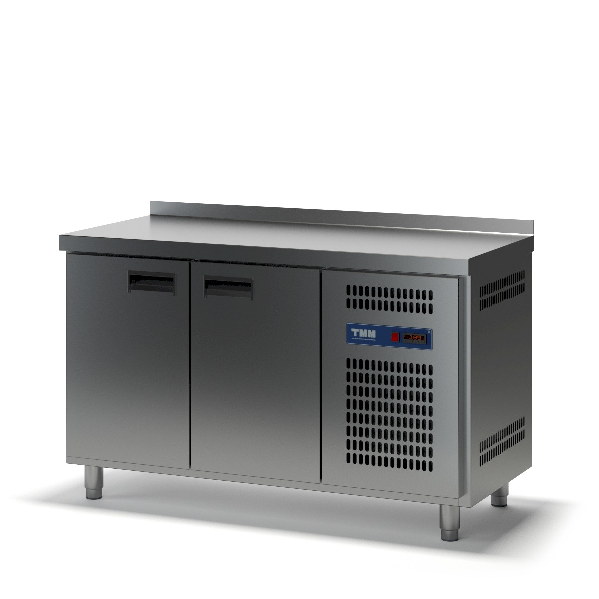Стол холодильный двухдверный СХСБ-1/2Д 1390х600