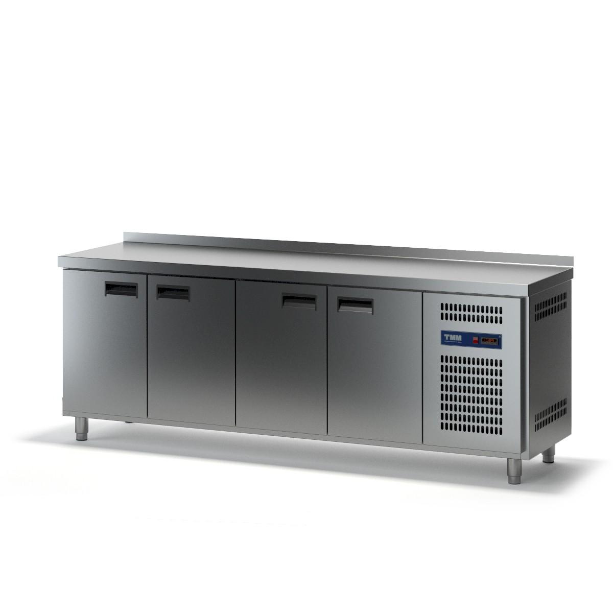 Стол холодильный четырехдверный СХСБ-1/4Д 2280х600