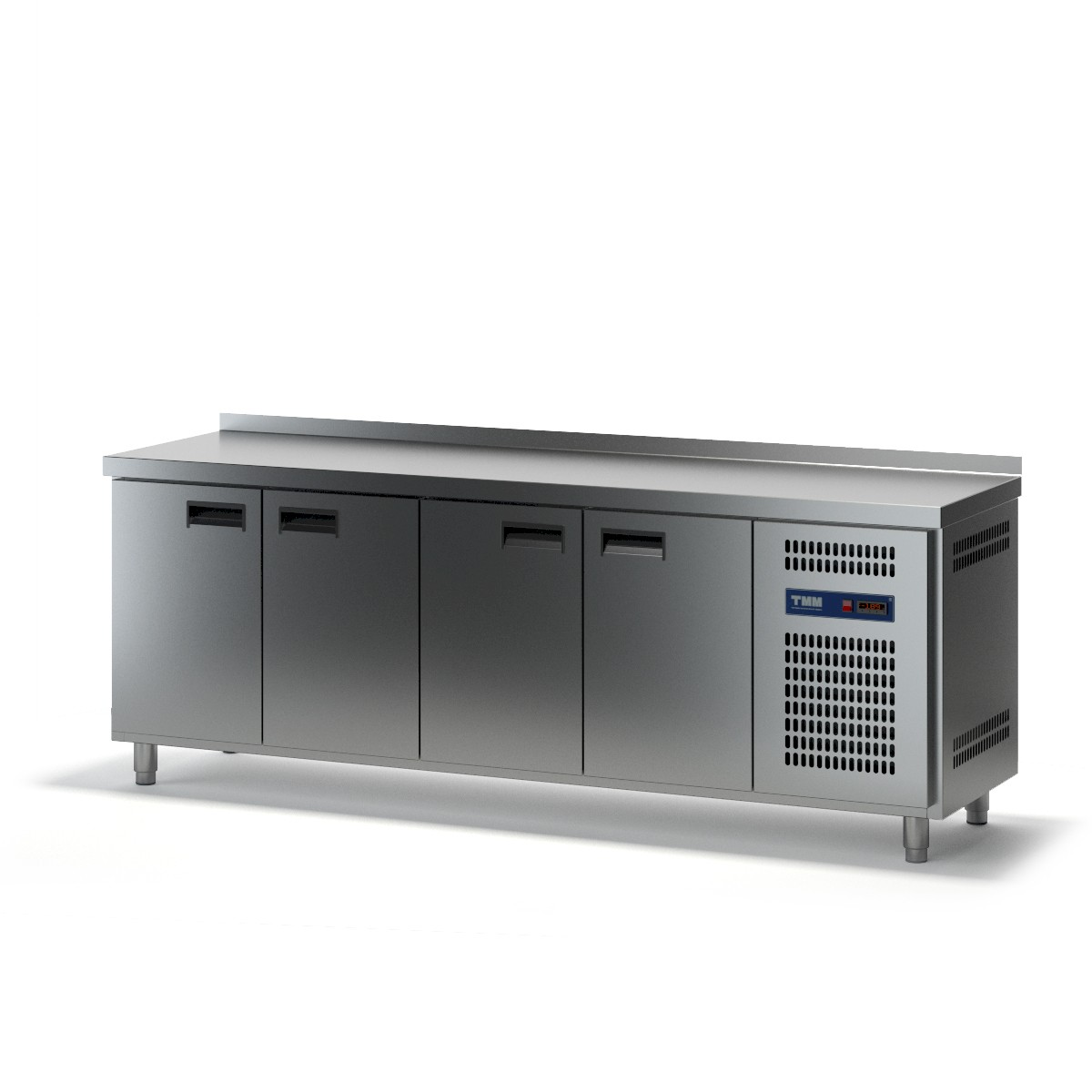 Стол холодильный четырехдверный СХСБ-1/4Д 2280х700