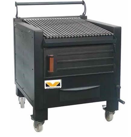 Гриль барбекю на древесном топливе Vortmax CHB 40
