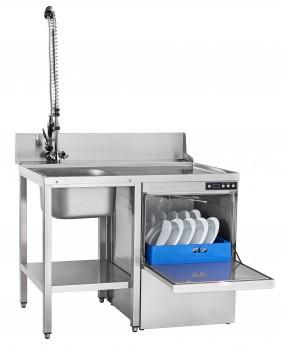 Машина посудомоечная Abat МПК-500Ф