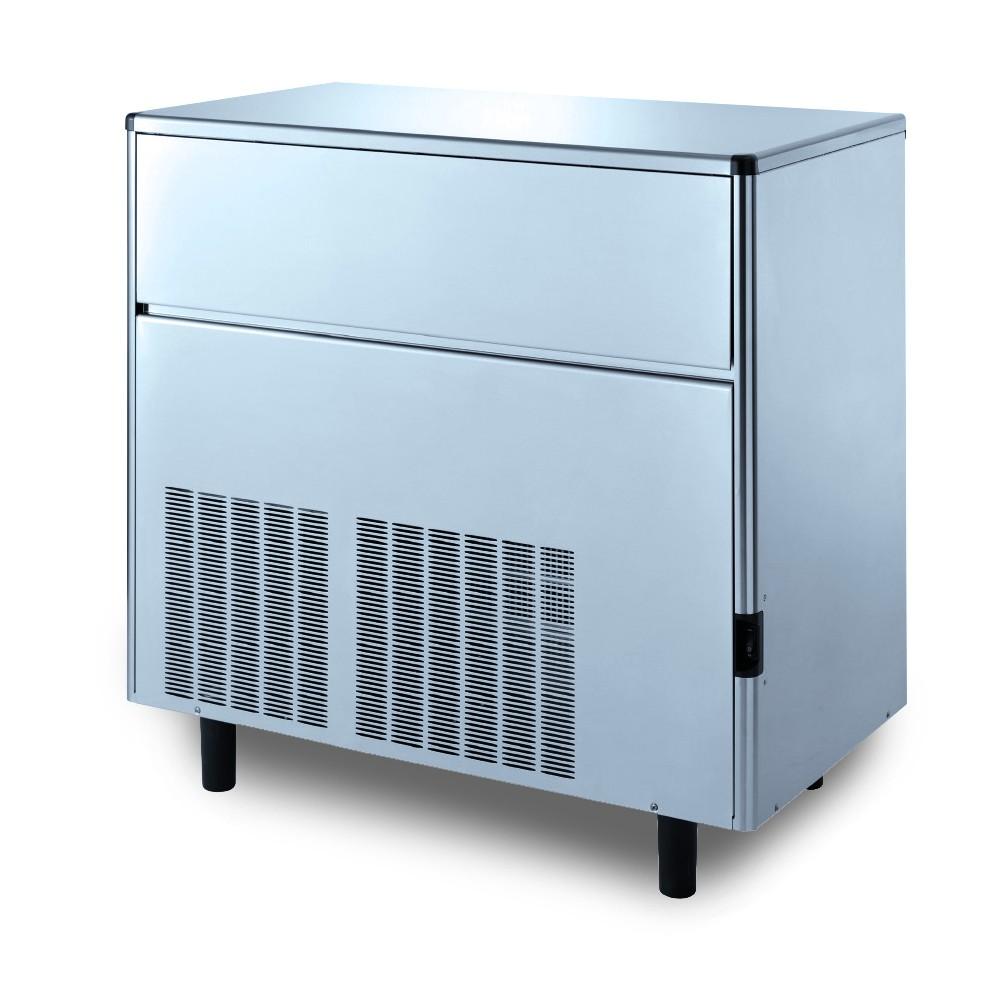 Льдогенератор кускового льда GEMLUX GM-IM215SCN WS