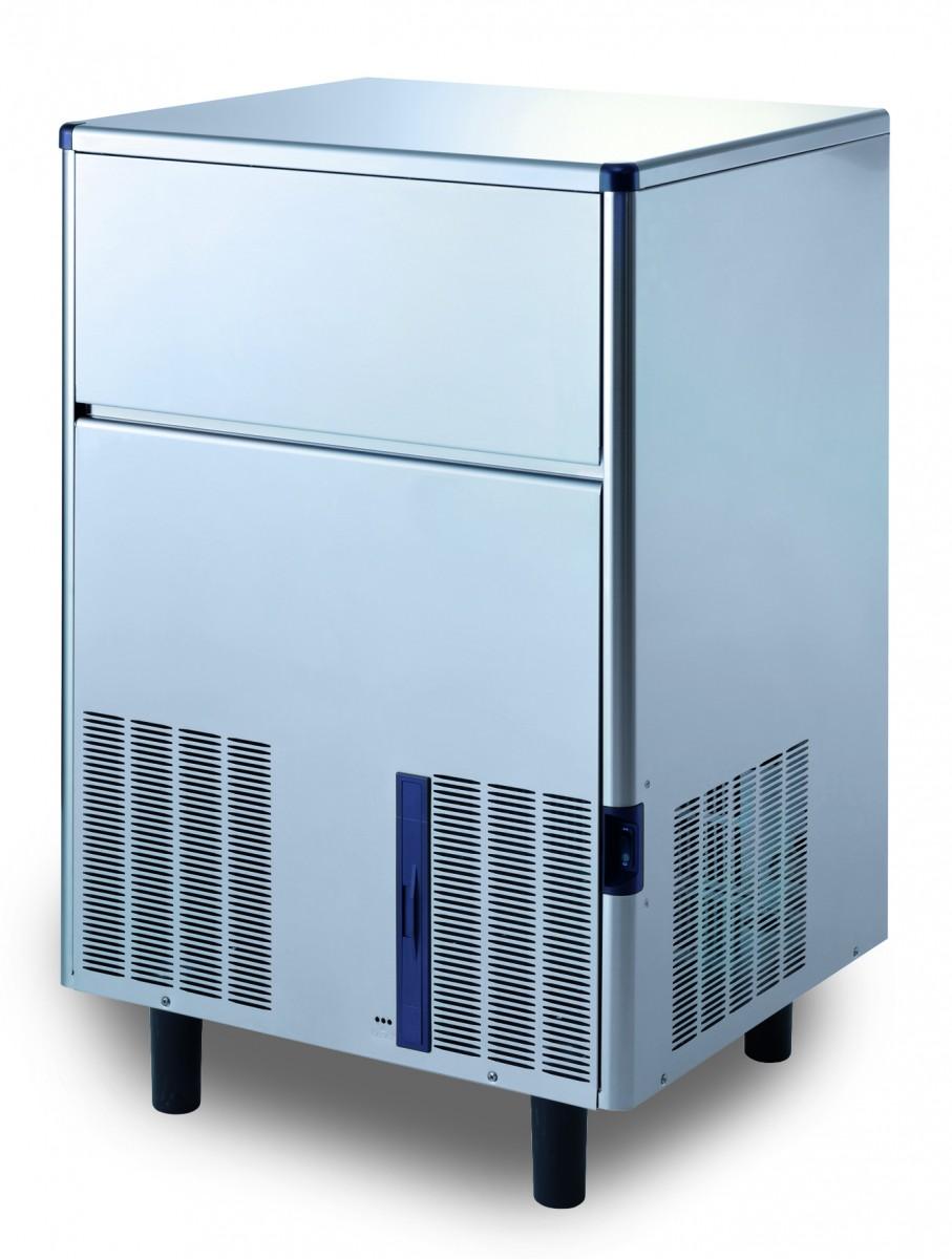 Льдогенератор кускового льда GEMLUX GM-IM100SDE WS