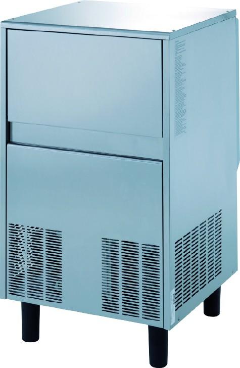 Льдогенератор кускового льда GEMLUX GM-IM80SPR AS