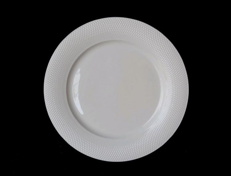 Тарелка обеденная 26 см TUDOR