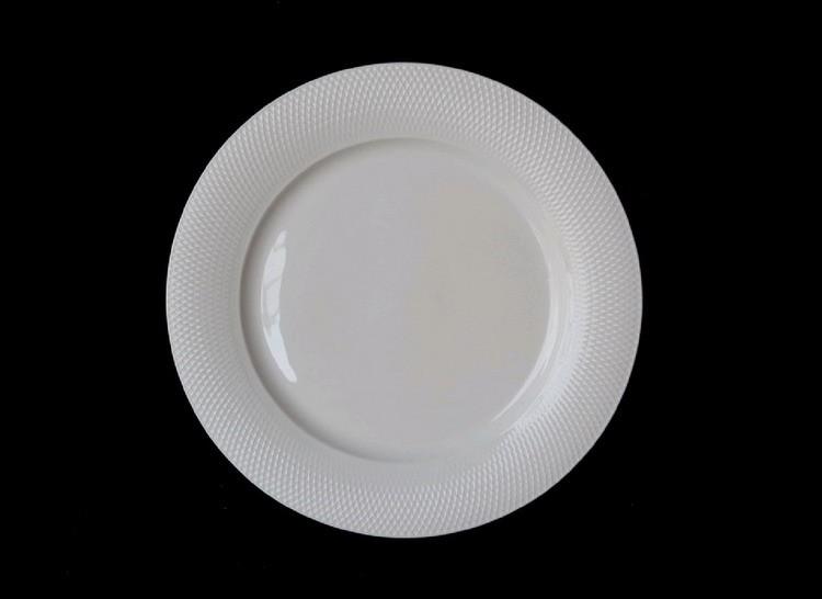 Тарелка обеденная 28 см TUDOR
