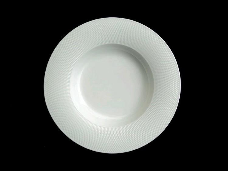 Тарелка глубокая 22 см TUDOR