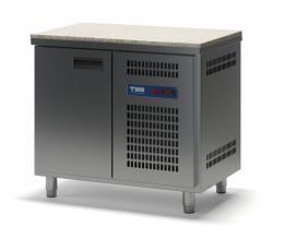 Стол холодильный с гранитной столешницей однодверный СХСБ К-1/1Д 945х600