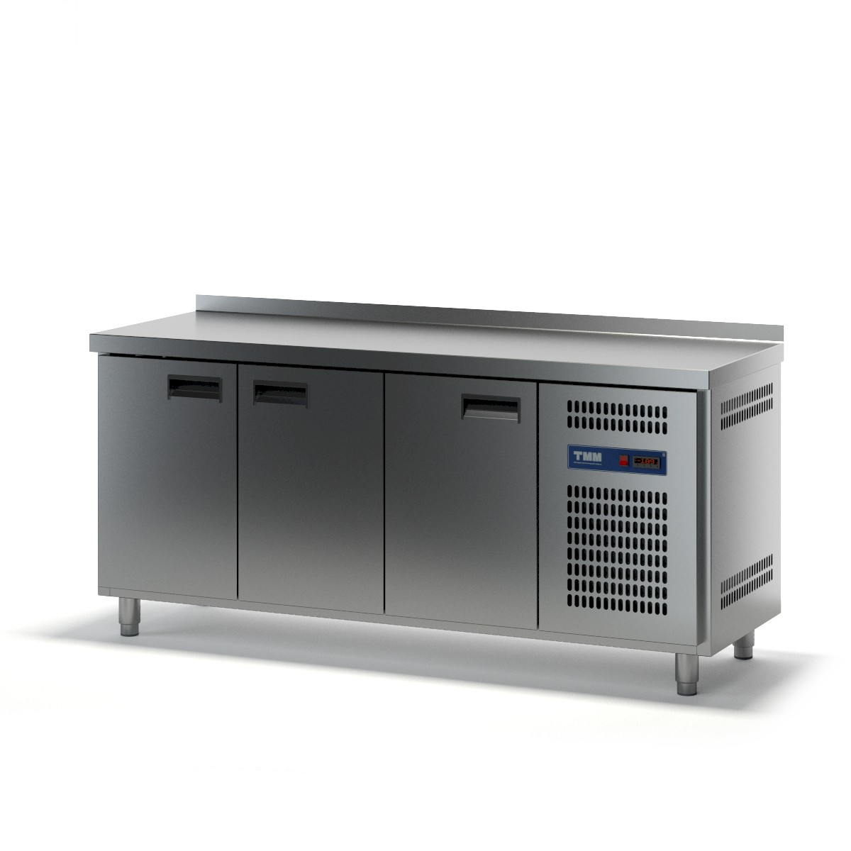 Стол холодильный трехдверный СХСБ-2/3Д 1835х600