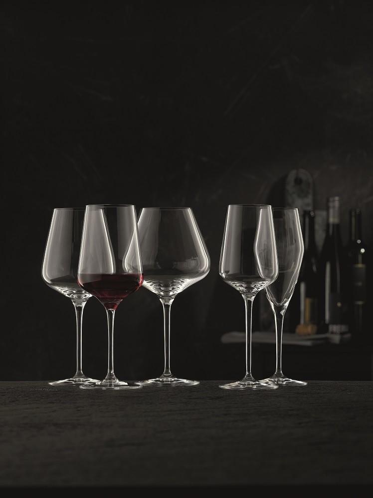 Набор бокалов для красного вина 4 шт Nachtmann ViNova 680 мл