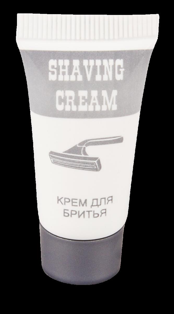 Одноразовый крем для бритья
