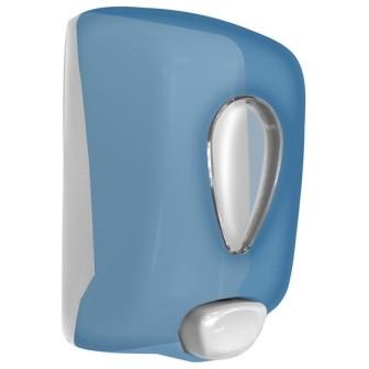 Дозатор для жидкого мыла NOFER синий