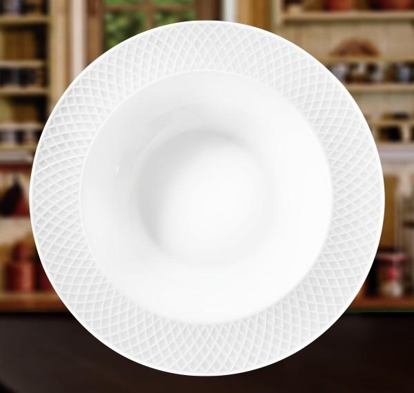 Тарелка глубокая Wilmax Julia