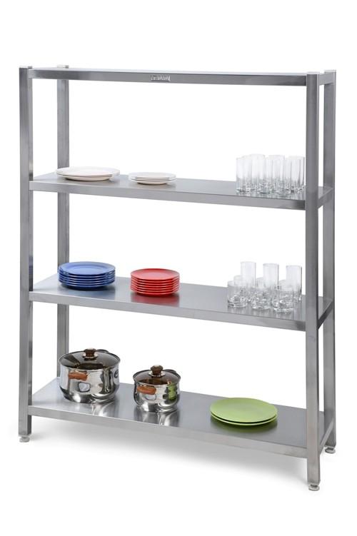Стеллаж кухонный разборный СКП 1200/600
