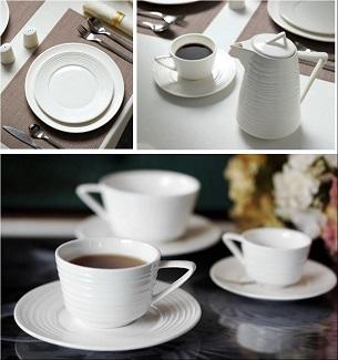 Белая посуда 2 Royal Circle