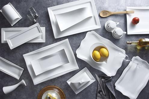 Белая посуда 2 The Royal White Collection