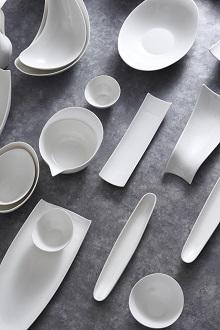 Белая посуда