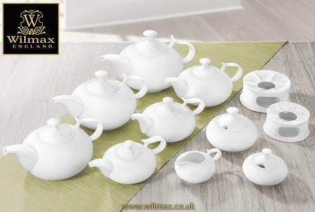 Заварные чайники Wilmax