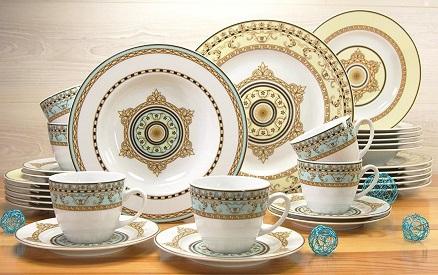Посуда Tudor The Royal Dezings Sets 2