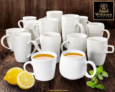 Чайные чашки Wilmax
