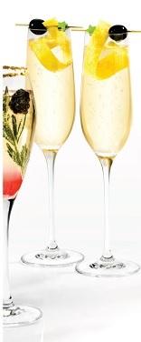 Бокалы для шампанского Wilmax