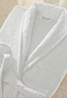 Махровый халат шалька